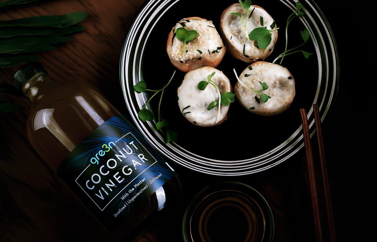 Qu'est-ce que le vinaigre de noix de coco bio ?