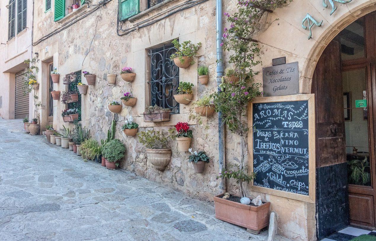 Les meilleurs endroits pour manger dehors à Majorque