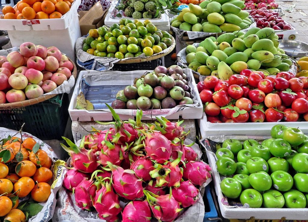 Les fruits exotiques que tous ne connaissent pas encore.