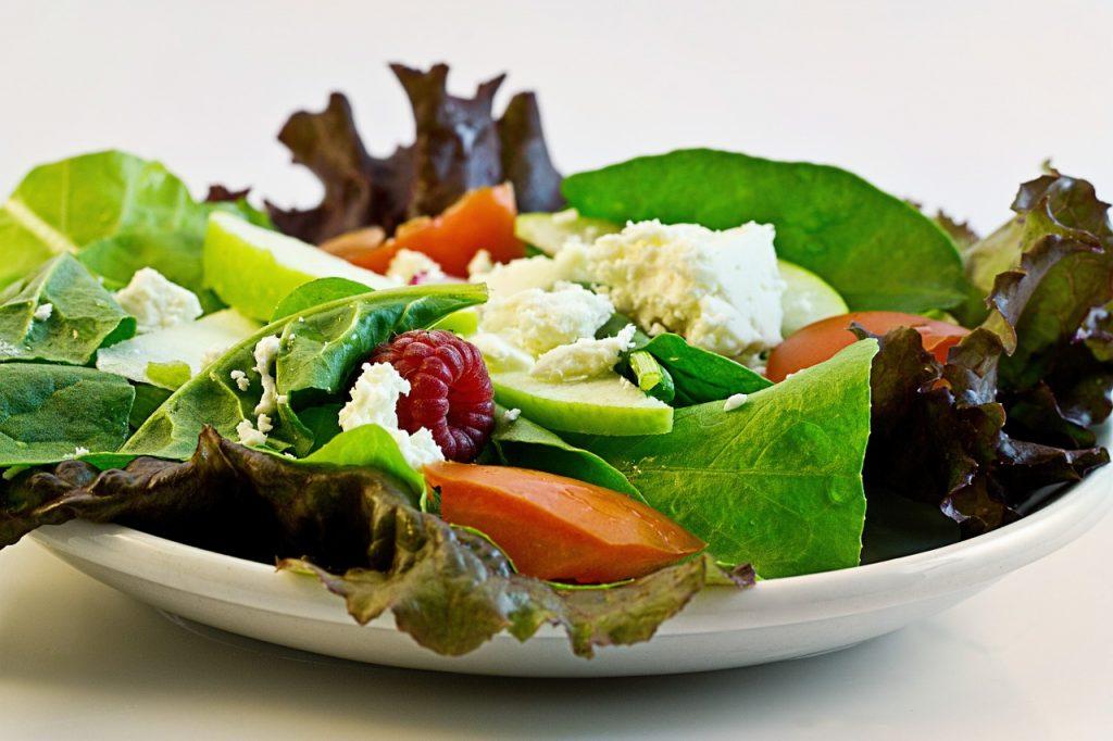 Les bienfaits de la salade.
